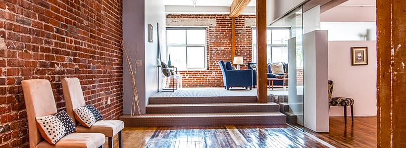 Прихожая в стиле лофт: 85 интерьерных идей для создания стильной входной зоны