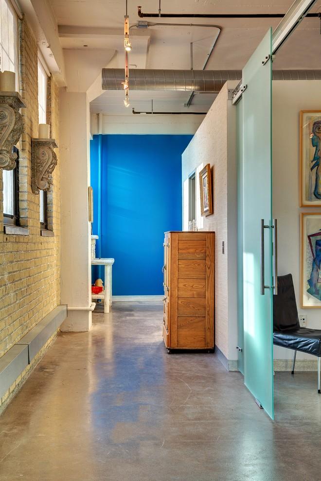 Прихожая в стиле лофт: 85 идей современного коридора 2021