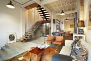 Фото 6 Прихожая в стиле лофт: 85 интерьерных идей для создания стильной входной зоны