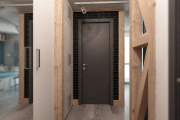 Фото 27 Прихожая в стиле лофт: 85 интерьерных идей для создания стильной входной зоны