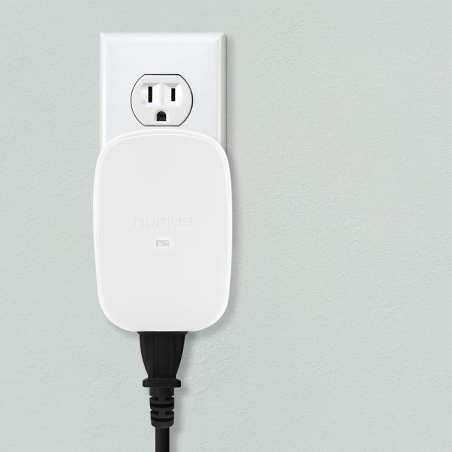 Smart розетка-таймер Nyrius - удобное управление питанием ваших электрических приборов с помощью смартфона