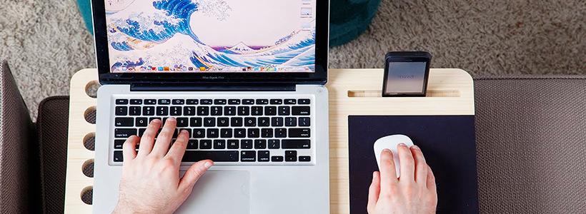 Складной столик-трансформер для ноутбука: обзор и сравнение максимально функциональных моделей