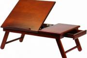 Фото 17 Складной столик-трансформер для ноутбука: обзор и сравнение максимально функциональных моделей