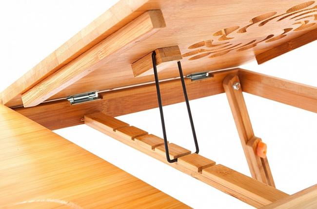 Складной столик-трансформер для ноутбука: 70 моделей