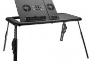 Фото 26 Складной столик-трансформер для ноутбука: обзор и сравнение максимально функциональных моделей