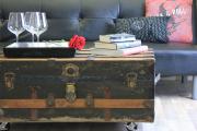 Фото 3 Сундуки для хранения вещей (70+ фото): стильное решение проблемы нехватки места в доме!