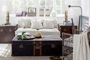 Фото 30 Сундуки для хранения вещей (70+ фото): стильное решение проблемы нехватки места в доме!