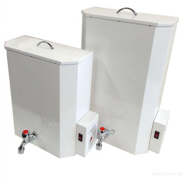 Водонагреватели разного объема от одного производиетля