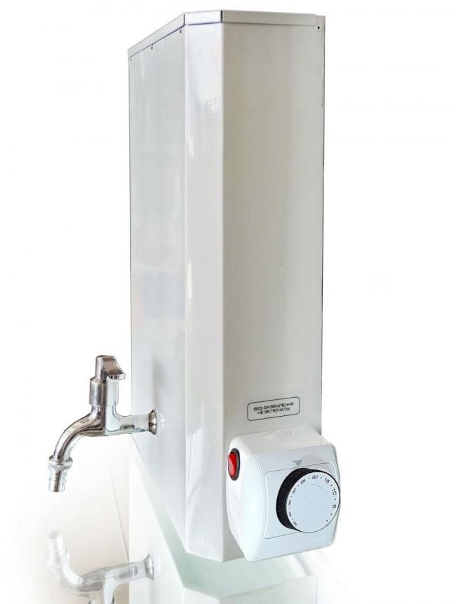 Накопительный водонагреватель с регулируемой ттемпературой