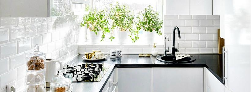 П-образные кухни: 80+ универсальных планировочных решений, которые сэкономят место и бюджет