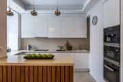 Фото 9 П-образные кухни: 80+ универсальных планировочных решений, которые сэкономят место и бюджет