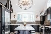 Фото 14 П-образные кухни: 80+ универсальных планировочных решений, которые сэкономят место и бюджет