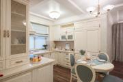 Фото 21 П-образные кухни: 80+ универсальных планировочных решений, которые сэкономят место и бюджет