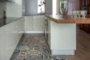 Фото 23 П-образные кухни: 80+ универсальных планировочных решений, которые сэкономят место и бюджет