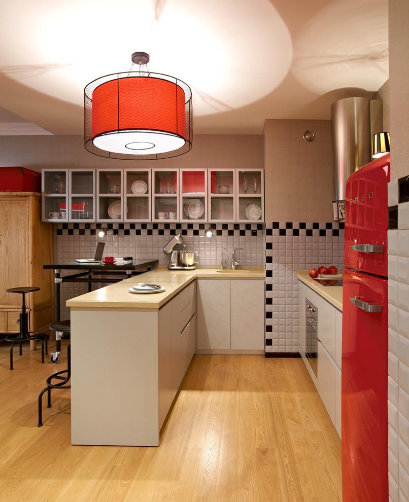 П-образные кухни: Выбираем лучшую планировку 80 идей