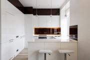 Фото 26 П-образные кухни: 80+ универсальных планировочных решений, которые сэкономят место и бюджет