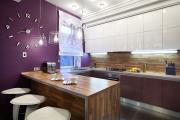 Фото 31 П-образные кухни: 80+ универсальных планировочных решений, которые сэкономят место и бюджет