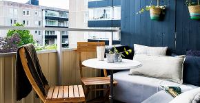 Шкаф на балкон: нюансы подбора и обзор максимально функциональных вариантов фото