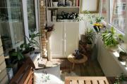 Фото 1 Шкаф на балкон: нюансы подбора и обзор максимально функциональных вариантов