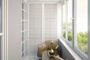 Фото 6 Шкаф на балкон: нюансы подбора и обзор максимально функциональных вариантов