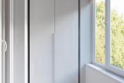 Фото 8 Шкаф на балкон: нюансы подбора и обзор максимально функциональных вариантов