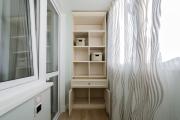 Фото 9 Шкаф на балкон: нюансы подбора и обзор максимально функциональных вариантов