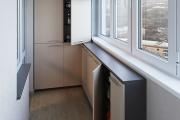 Фото 11 Шкаф на балкон: нюансы подбора и обзор максимально функциональных вариантов