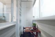 Фото 14 Шкаф на балкон: нюансы подбора и обзор максимально функциональных вариантов
