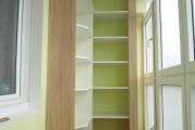 Фото 15 Шкаф на балкон: нюансы подбора и обзор максимально функциональных вариантов