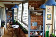 Фото 17 Шкаф на балкон: нюансы подбора и обзор максимально функциональных вариантов