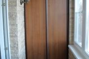 Фото 18 Шкаф на балкон: нюансы подбора и обзор максимально функциональных вариантов
