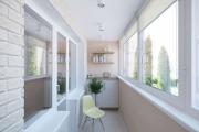 Фото 25 Шкаф на балкон: нюансы подбора и обзор максимально функциональных вариантов