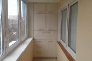 Фото 29 Шкаф на балкон: нюансы подбора и обзор максимально функциональных вариантов