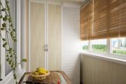Фото 38 Шкаф на балкон: нюансы подбора и обзор максимально функциональных вариантов