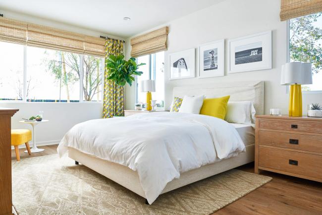 Белые обои - универсальное решение для любой комнаты