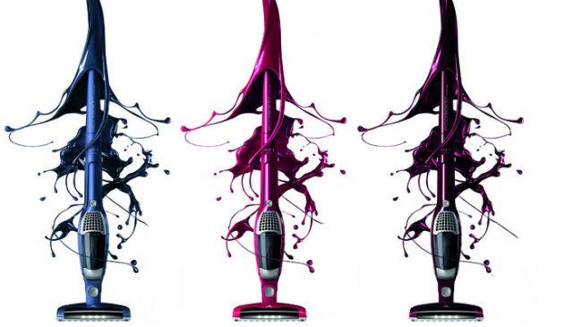 Обилие цветовой палитры позволяет выбрать пылесос на любой вкус