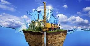 Бурение скважин на воду: какой тип выбрать для вашего участка? фото