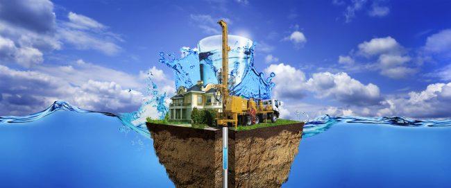 Бурение скважин на воду: какой тип выбрать для вашего участка?