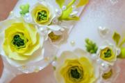 Фото 35 Декор свадебных бокалов: избранные мастер-классы и трендовые идеи оформления в 2018 году