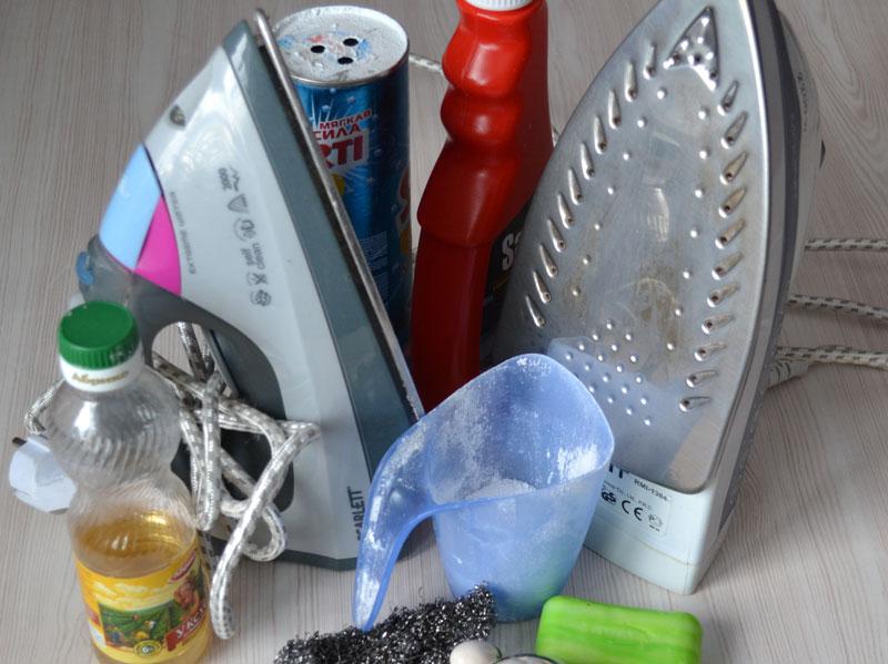 Как по фото в домашних условиях почистить 422