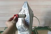 Фото 16 Чем почистить утюг в домашних условиях? Учимся делать это быстро, эффективно и без лишних затрат