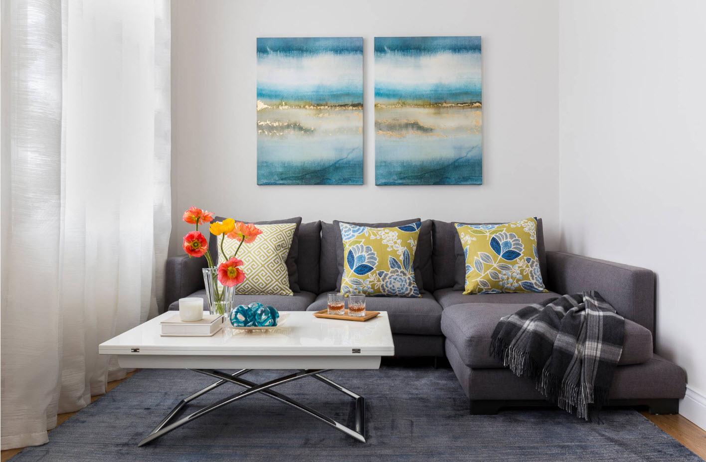 Все грани роскошного отдыха: обзор моделей углового дивана Чикаго рекомендации