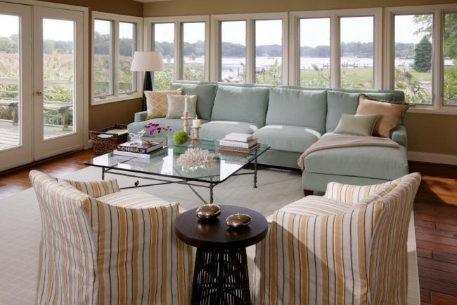 Роскошный диван Чикаго угловой - незаменимое место для отдыха на вашей даче