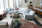 Фото 23 Все грани роскошного отдыха: обзор моделей углового дивана «Чикаго»