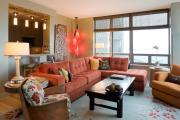 Фото 26 Все грани роскошного отдыха: обзор моделей углового дивана «Чикаго»