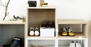 Комфортизируем входную зону: как правильно выбрать холдер для обуви в прихожую? фото