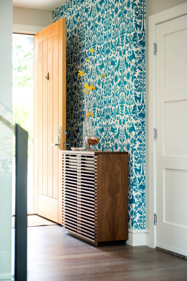 Благодаря галошнице можно обеспечить чистоту и порядок в доме
