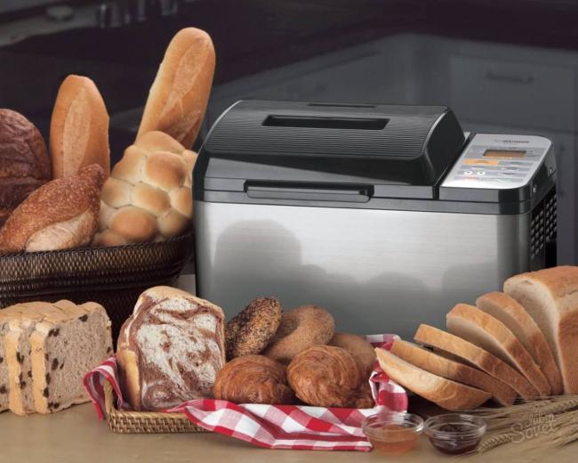Хлебопечка - незаменимый помощник для настоящих хозяек