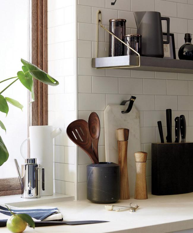 Мельница должна вписываться в любой интерьер кухни и гармонично смотреться на столе