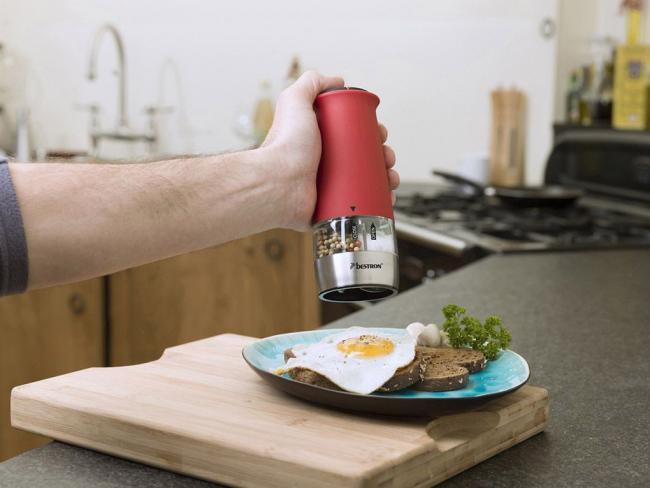 Одноразовая мельница с несколькими видами перца позволит сэкономить семейный бюджет